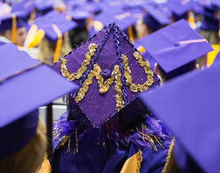 JMU to honor December graduates
