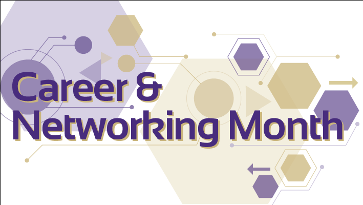Career and Networking Month 2017!