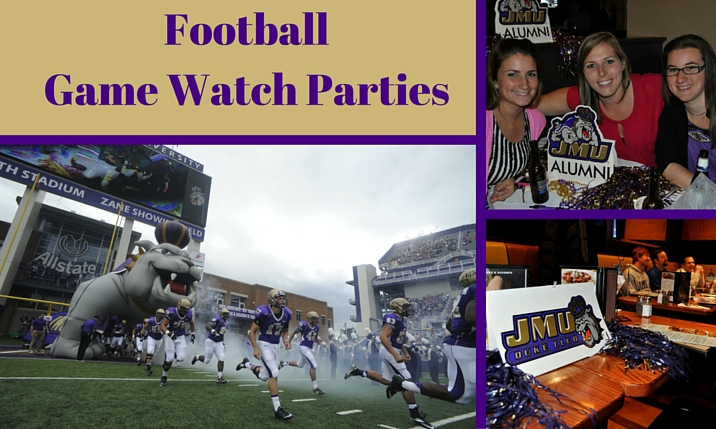 Football Game Watch Parties