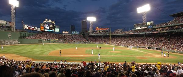 JMU Alumni Association - Boston: JMU Alumni at Red Sox Game